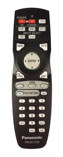 Panasonic N2QAYB000164 Panasonic Projector Remote N2QAYB000164