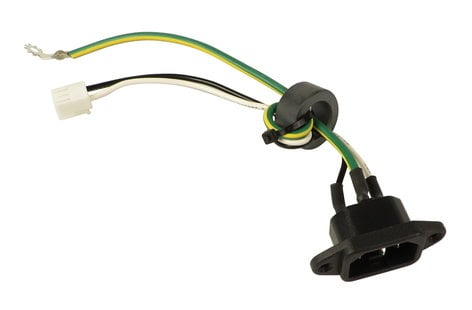 Yamaha ZH016500 IEC AC Jack for QL5 ZH016500