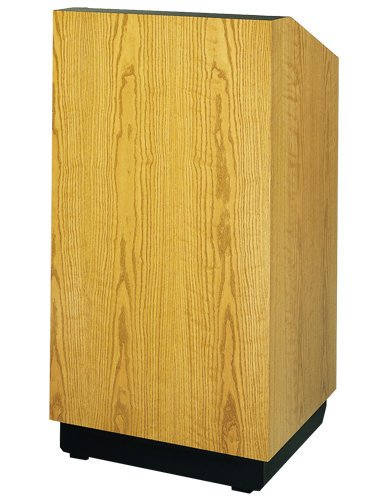 Da-Lite Lexington Lectern Customizable Lectern With Premium Sound 83144