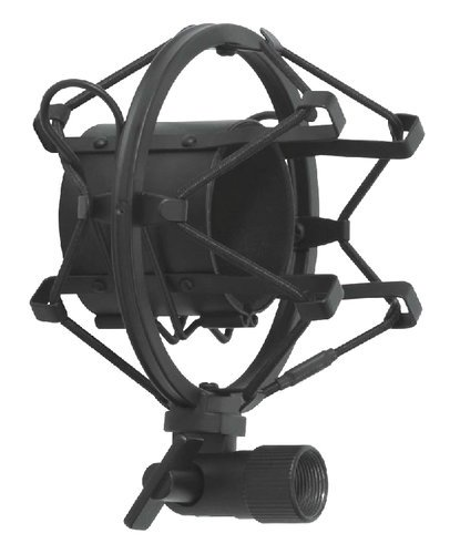 WindTech SM-5  Isolation Shock Mount for 55mm to 65mm Microphones SM-5