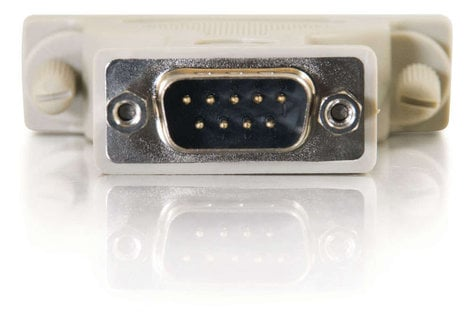 Cables To Go 02450 Serial RS232 Adapter DB9 Male to DB25 Male Serial RS232 Adapter 02450