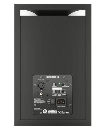 "Dynaudio Professional LYD 8 Nearfield Monitor With 8"" Woofer, 50W + 80W LYD-8"