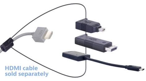 Liberty AV DL-AR1909  Digitalinx HDMI Adapter Ring DL-AR1909