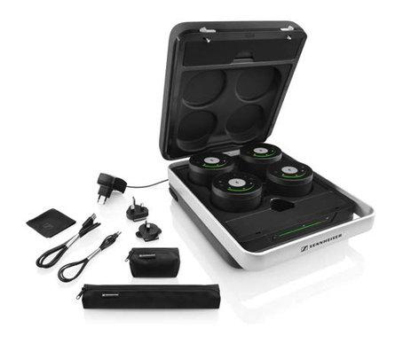 Sennheiser TC-W SET CASE Wireless Conference Case SET US  TC-W-SET-CASE