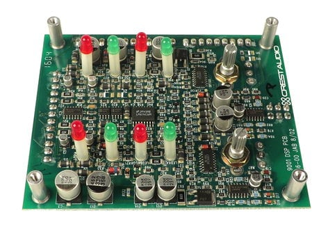 Crest C98701675  LED PCB Assembly for 9001 C98701675