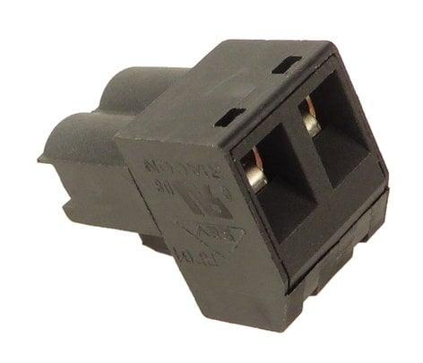 ETC/Elec Theatre Controls J6396-F  2-Pos Phoenix Connector for NET2 DMX J6396-F