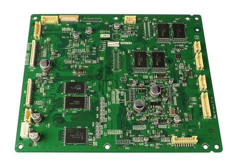 Yamaha WC02260R  Main DM PCB Assembly for CVP-303M WC02260R