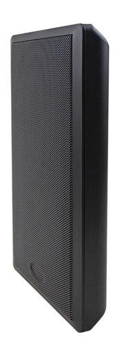 "Speco Technologies SP5SLTB  5.25"" 70V Slim Style Wall Mount Speaker, Black SP5SLTB"