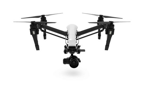 DJI CP.BX.000067  Inspire 1 RAW with Zenmuse X5R Quadcopter CP.BX.000067