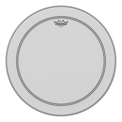 "Remo P3-1120-C2 20"" Powerstroke® 3 Coated Bass Drumhead P31120-C2"