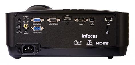 InFocus IN128HDSTX 1080p Short Throw Projector IN128HDSTX