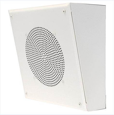 Quam SYSTEM-3-QUAM Speaker Surface Mount White SYSTEM-3-QUAM