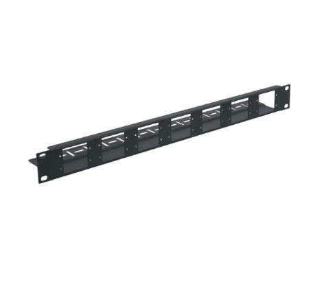 Middle Atlantic Products AVIP-FK1  1RU Fixed AVIP Panel AVIP-FK1