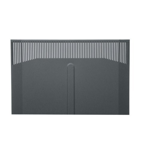 Middle Atlantic Products BFD-19  Solid Front Door for 19RU BGR Racks BFD-19