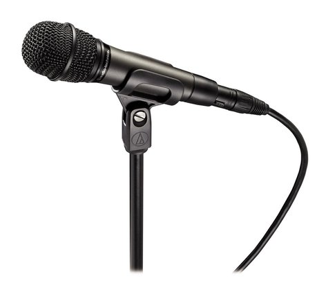 Audio-Technica ATM610a Hypercardioid Dynamic Handheld Microphone ATM610A