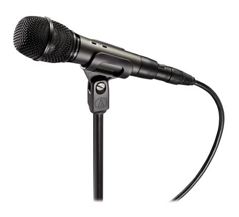 Audio-Technica ATM710 Cardioid Condenser Handheld Microphone ATM710