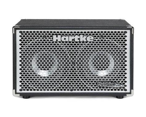 """Hartke HyDrive 210 500W 2x10"""" Electric Bass Speaker Cabinet 8ohm HYDRIVE-HX210"""