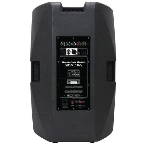 """American Audio CPX15A 15"""" Active Speaker, 500 Watts CPX15A"""