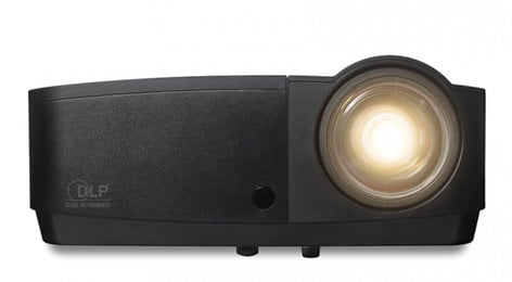 InFocus IN124STx DLP XGA 3700 lm 3D Ready Short Throw Projector IN124STx