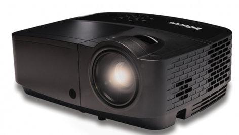 InFocus IN124x  DLP XGA 4200 lm 3D Ready HDMI RJ45 Projector IN124x