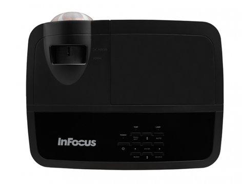 InFocus IN126STx  DLP WXGA 3700 lm 3D Ready HDMI RJ45 Short Throw Projector IN126STx