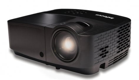 InFocus IN126x DLP WXGA 4200 lm 3D Ready HDMI RJ45 Projector IN126x
