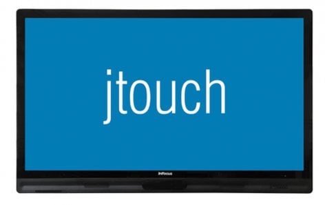 """InFocus INF6500eAG [EDUCATIONAL PRICING] 65"""" JTouch Interactive Touch Anti-Glare Display INF6500eAG"""