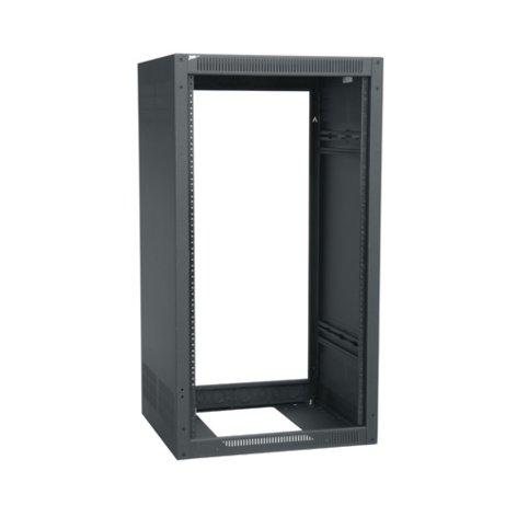 """Middle Atlantic Products ERK-1828LRD 18 RU, 28"""" Deep ERK Series Rack without Rear Door ERK-1828LRD"""