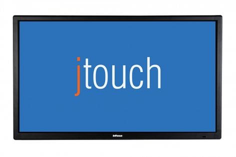 """InFocus INF8501 85"""" BigTouch 4K touch display INF8501"""