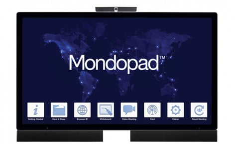 InFocus INF8521-KIT Mondopad Ultra Display Wtih Soundbar INF8521-KIT
