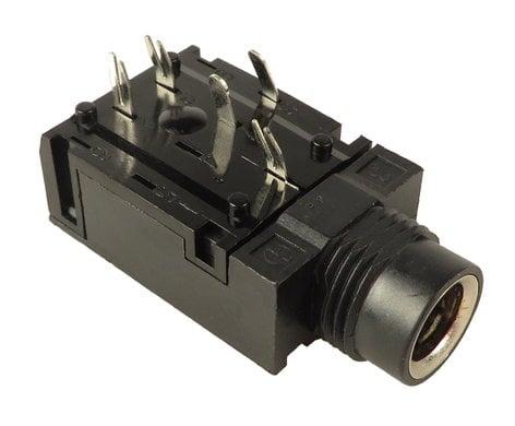 Denon YT004500R  6.5mm Headphone Jack for AVR-1713 YT004500R
