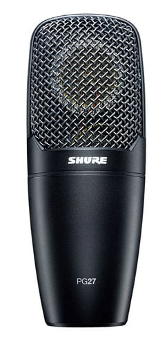 Shure PG27LC Side-Address Cardioid Condenser Mic PG27LC
