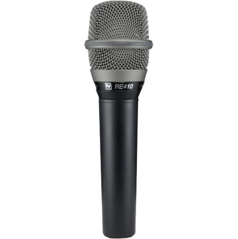 Electro-Voice RE410 Cardioid Handheld Condenser Microphone RE410