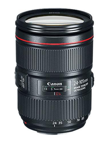 Canon 1380C002  EF 24–105mm f/4L IS II USM Lens 1380C002