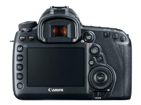 Canon EOS-5D-MKIV-24-105KT 30.4MP DSLR Camera with 24-105 f/4 Lens EOS-5D-MKIV-24-105KT