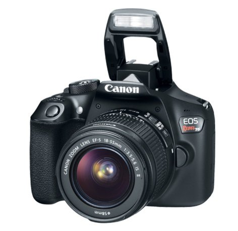Canon EOS-REBEL-T6-18-55KT  DSLR Camera EOS-REBEL-T6-18-55KT