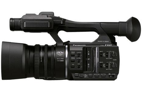Panasonic AGAC30PJ  Full HD Camcorder with Touch Panel LCD  AGAC30PJ