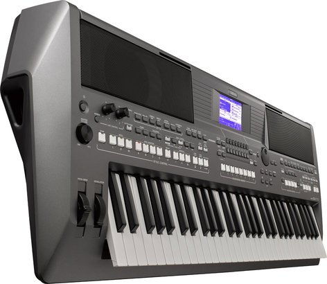 Yamaha PSR-S670 61-Key Arranger Workstation PSR-S670