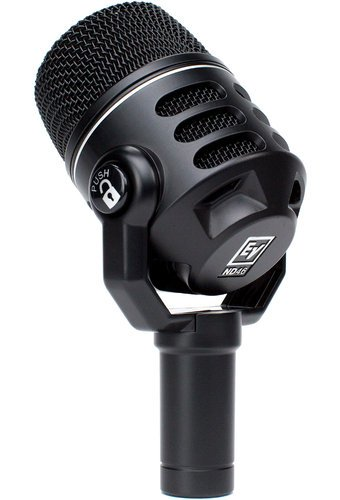 Electro-Voice ND46 Dynamic Supercardioid Instrument Microphone ND46