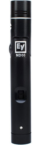 Electro-Voice ND66 Condenser Cardioid Instrument Microphone ND66