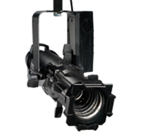 ETC/Elec Theatre Controls Source Four Mini LED 19° Portable  Gallery Light Fixture in Black 4M19LG