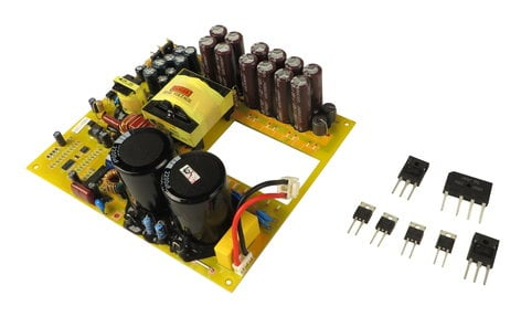 Behringer Q05-00002-17101 Power Supply PCB Assembly for B1500D-PRO and B1800D-PRO Q05-00002-17101