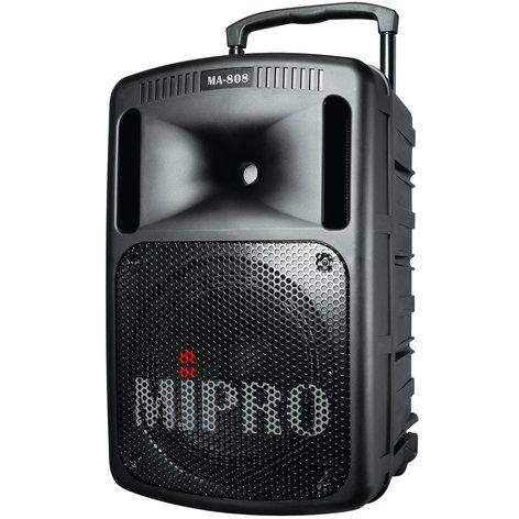 MIPRO MA-808V [RESTOCK ITEM] Portable Wireless PA System, 267 Watts MA808V-RST-01