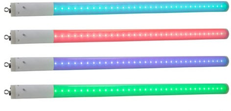 ADJ LED-PIXEL-TUBE-360 Color Changing LED Tube LED-PIXEL-TUBE-360
