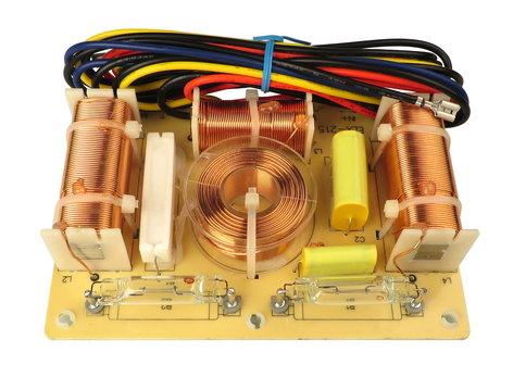 Electro-Voice F.01U.174.484 Crossover Network for EV ELX215 F.01U.174.484