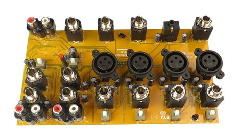 Behringer Q04-43100-05499  In/Out PCB for EPA900 Q04-43100-05499