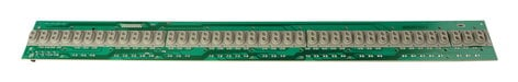 Kurzweil 26043250  Low Key Contact PCB for PC88MX 26043250