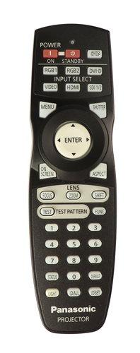Panasonic N2QAYB000769  Remote for Panasonic PT-DZ10KU N2QAYB000769
