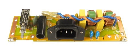 Behringer Q05-A2E02-08515  EMC AC PCB for B212D and B215D Q05-A2E02-08515