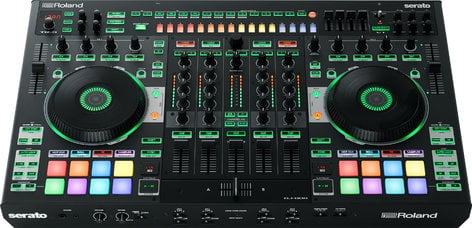 Roland DJ-808 DJ Controller 4-Channel Serato DJ Controller